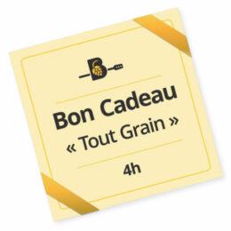 Bon Cadeau Tout Grain